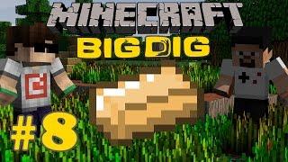 Minecraft: Big Dig #8 - FİLTRELEME SİSTEMİ!