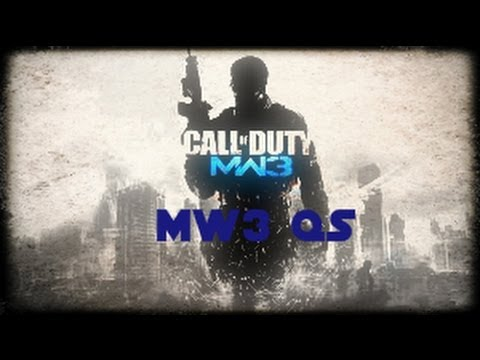 Modern Warfare 3 gameplay/quick scope