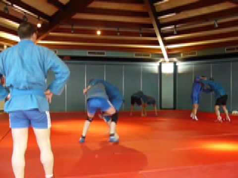SAMBO TRAINING CAMP.mov Image 1