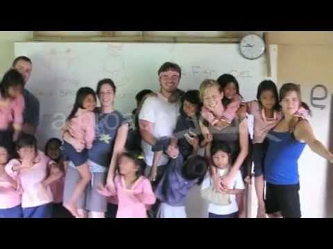 Video Volunteer Abroad Ecuador Amazon with Abroaderview