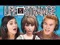 TEENS PLAY LIFE IS STRANGE Part 1 React Gaming mp3