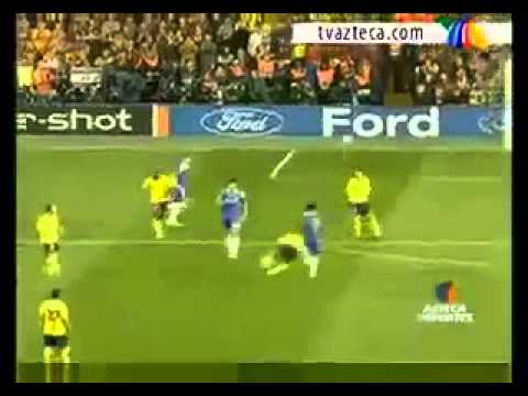 Chelsea Vs Barcelona 1 -1 Semfinal Uefa Champions League Trampa De Barcelona video