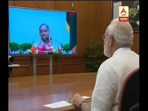 PM Modi, Sheikh Hasina inaugurate Petrapole Integrated Check Post; boost for India-Banglad
