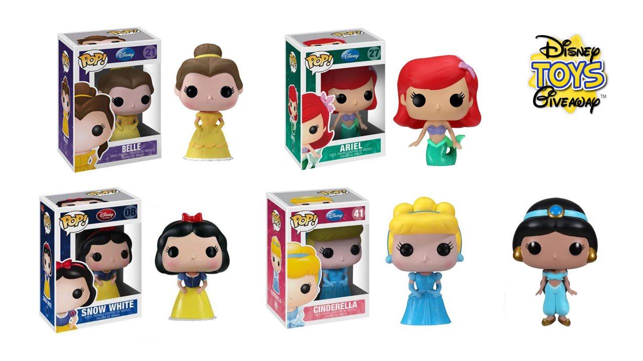 Free Stuff Funko Pop Disney Princess Giveaway Contest 64