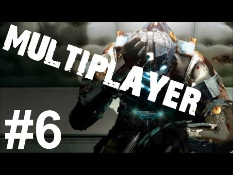 Let's Play Dead Space 2 Multiplayer - Part 6 (HD)