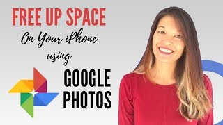 Free Up Space on Your iPhone using Google Photos