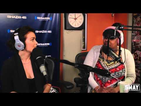 The Hilarious Bellamy Young Returns To Talk Scandal  & Music Ambitions