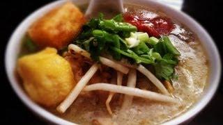 How to make khmer Rice Porridge របៀបធ្វើ បបរ