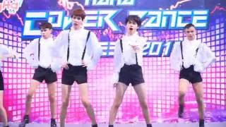 160605 G-SWAT cover GIRL'S DAY - FEMALE PRESIDENT + EXPECT @HaHa Cover Dance Contest (Final)