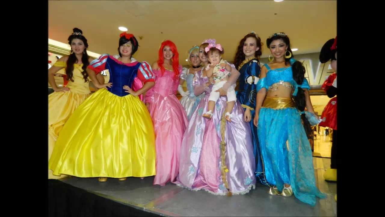 Show princesas disney monterrey en vivo youtube - Muebles de princesas disney ...