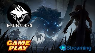 Dauntless [Gameplay en Español] Toma de contacto - Probando el juego