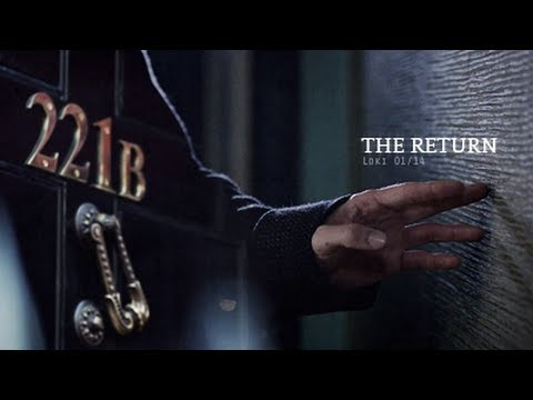Sherlock BBC | The Return