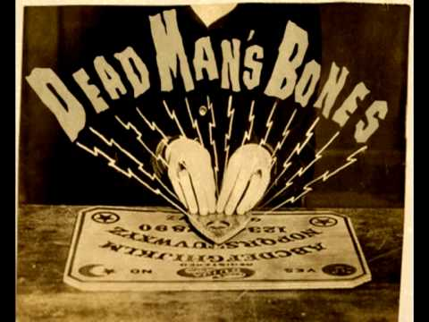 Dead Mans Bones - Buried In Water