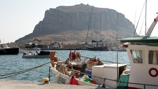 RETURN TO MONEMVASIA.......