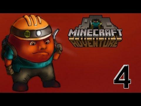 Minecraft Adventure: 4я серия