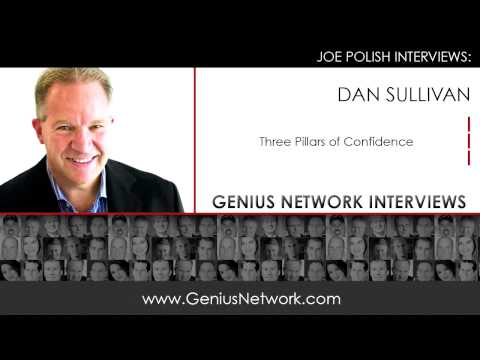 Dan Sullivan 3 Pillars:  Genius Network Interviews