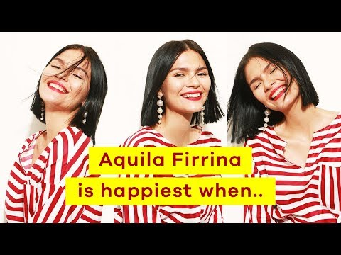 Rapid Fire Questions with Aquila Firrina