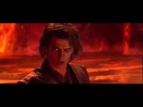Энакин Скайуокер: ты недооцениваешь мою мощь!