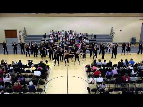 Taylorville Primary School Flash Mob