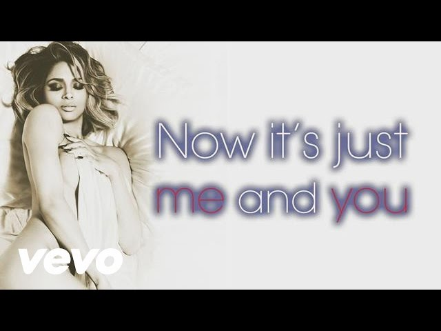 Ciara - Body Party lyric video