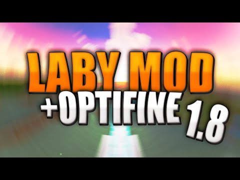 CÓMO INSTALAR LABY MOD + OPTIFINE   Animaciones 1.7. FPS. Coordenadas