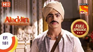Aladdin - Ep 181 - Full Episode - 25th April, 2019