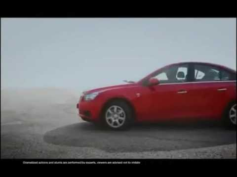 Chevrolet Cruze car 2012 new TVC - The Moves ...