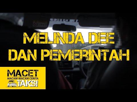 Macam-macam Cerita Taksi: Melinda Dee dan Pemerintah