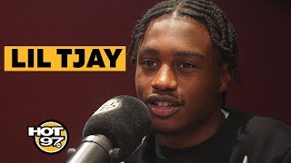 Lil Tjay On Past Troubles, Wanting To Sing, & New Album!