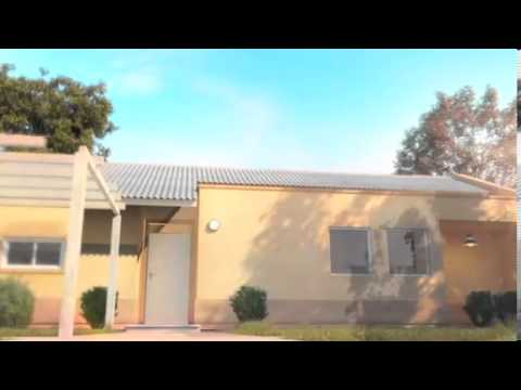 Procrear familias sorteadas youtube for Casa clasica procrear terminada