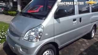 Minivan Chevrolet N300 Move Documental