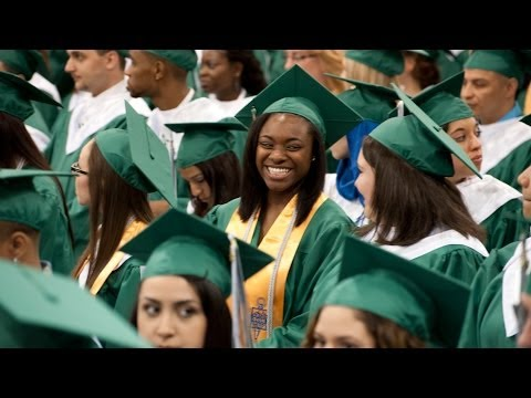 Moraine Valley Community College Graduation Ceremony
