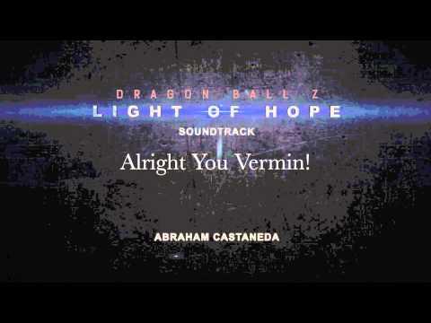 03 - Alright You Vermin! - Dragon Ball Z: Light Of Hope Soundtrack