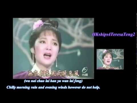 鄧麗君  Teresa Teng  淡淡幽情 全12 首歌曲 Light Exquisite Feeling (full Album) video