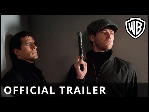 The Man From U.N.C.L.E. – Official Warner Bros. UK Trailer