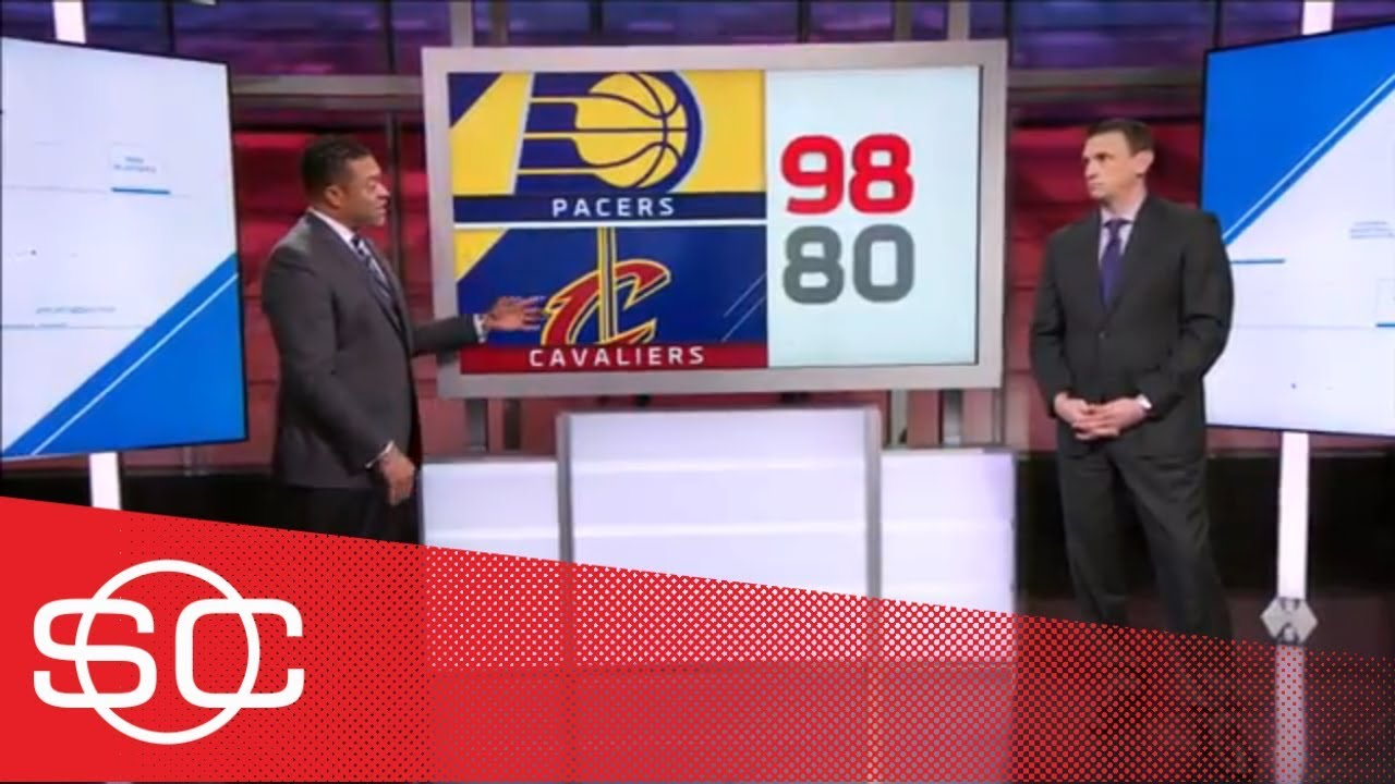 Cleveland Cavaliers might get swept if poor shooting continues   SportsCenter   ESPN