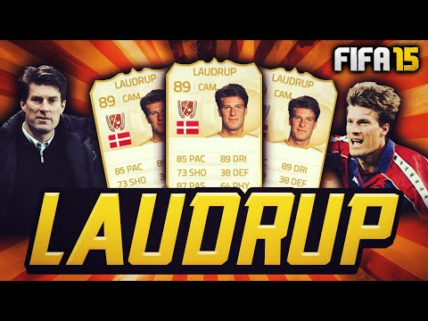 FIFA 15 | THE LEGEND MICHAEL LAUDRUP!