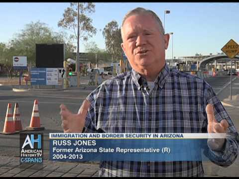 C-SPAN Cities Tour: Yuma: Immigration and Border Security in Arizona