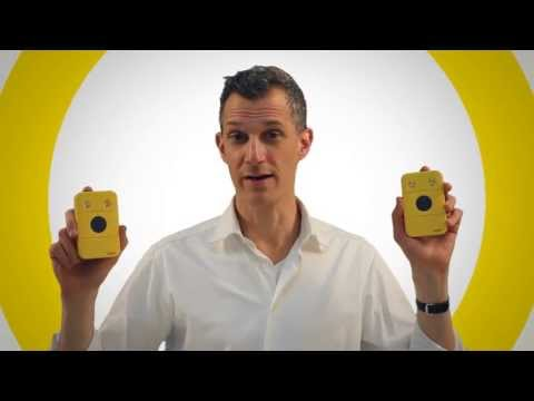 WakaWaka Power - a solar powered charger and lamp
