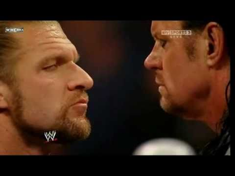 WWE Wrestlemania 27 The Undertaker vs. Triple H  (NO HOLDS BARRED...