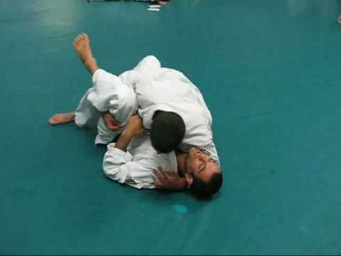 Gracie Insider - Open Guard Pass Image 1