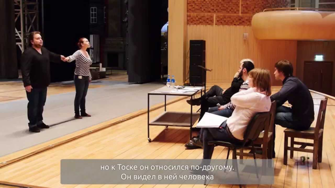 Ко Сон Хён о работе над постановкой оперы Дж. Пуччини