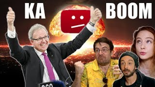 [ZAP] ARTICLE 13 : YOUTUBE VS EUROPE (UnderZap HS) #saveyourinternet