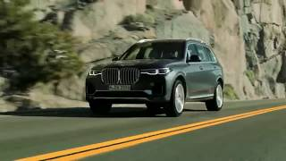 BMW X7 Launch film