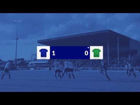 HIGHLIGHTS: Limerick FC v Bray Wanderers 09/03/18