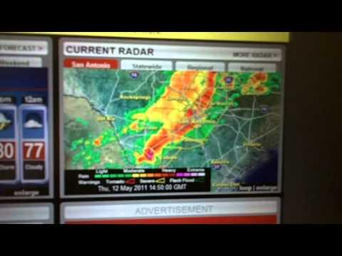 San Antonio Storm Antics!  YTO 48/365