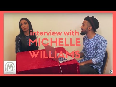 Michelle Williams // MALCOLM MUSIC // Homosexuality, Racism & Farrah Franklin
