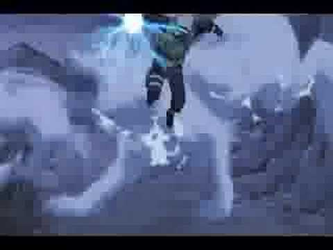 Naruto - Move - Thousand Foot Krutch Video