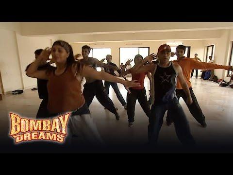 Dance Rehearsals with legendary producer Farah Khan | Bombay Dreams