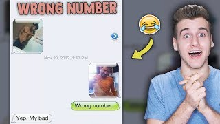 More Hilarious Wrong Number Texts!
